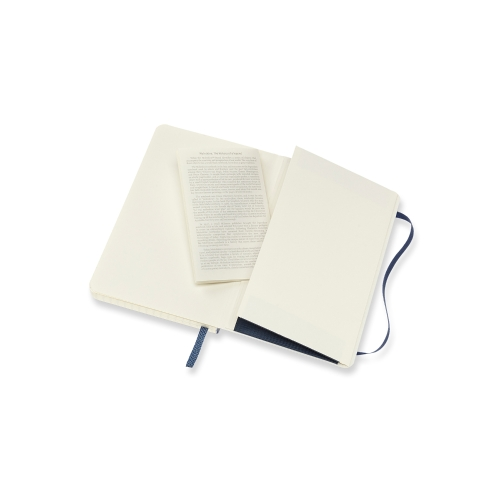 Moleskine Plain Classic Notebook Large - Svart