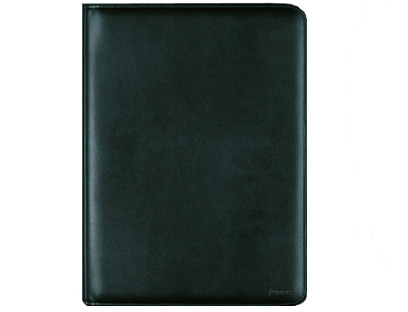 Metropol Zip Folio med ring