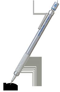 Pentel Graphgear stiftpenna - 0,7mm